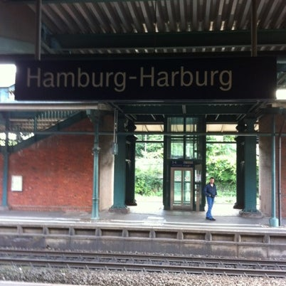 hamburg harburg railway station