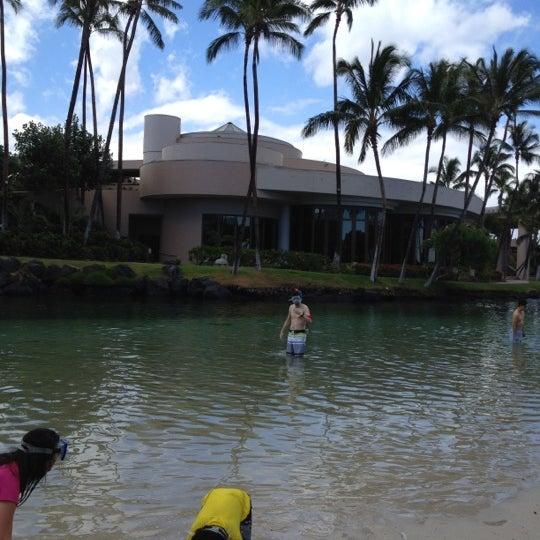 Foto tomada en Hilton Waikoloa Village por Lena C. el 7/8/2012