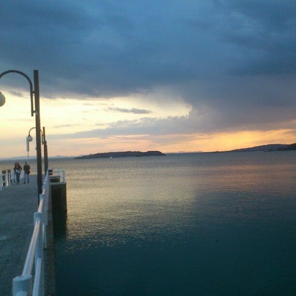 5/26/2012 tarihinde Fabiana A.ziyaretçi tarafından Passignano sul Trasimeno'de çekilen fotoğraf