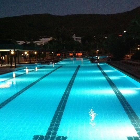 Das Foto wurde bei Samara Hotel von Mustafa S. am 8/29/2012 aufgenommen