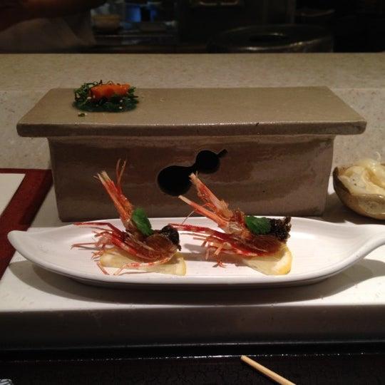 Photo prise au Sushi Zen par Matt B. le5/21/2012