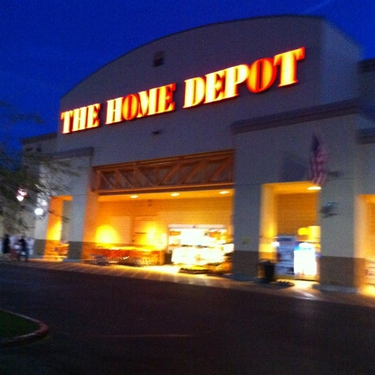 The Home Depot Camelback East Phoenix Az