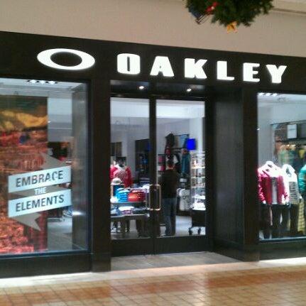 51c06900cc4 Photo taken at Oakley Store by Brandon P. on 11 18 2011