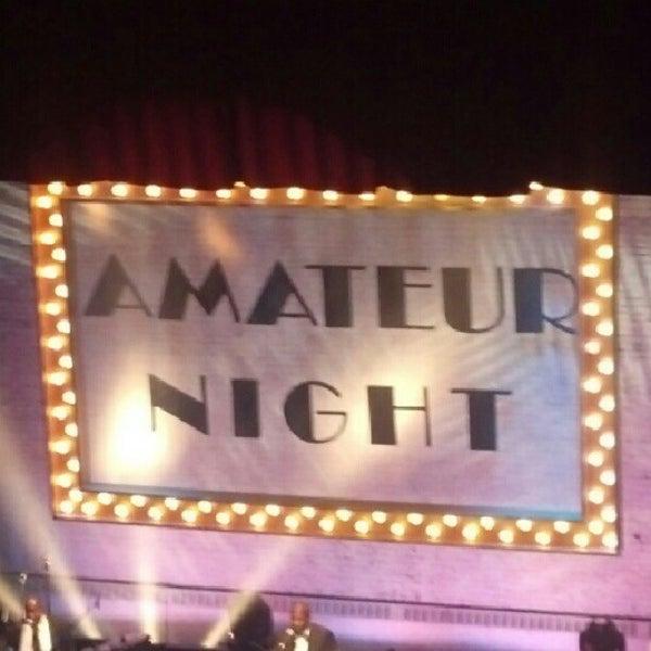 6/20/2012 tarihinde Craig T.ziyaretçi tarafından Apollo Theater'de çekilen fotoğraf