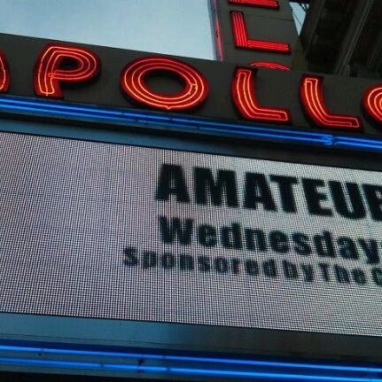 Das Foto wurde bei Apollo Theater von Mechelle A. am 7/11/2012 aufgenommen
