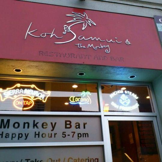 5/31/2012 tarihinde Koichi S.ziyaretçi tarafından Koh Samui & The Monkey'de çekilen fotoğraf