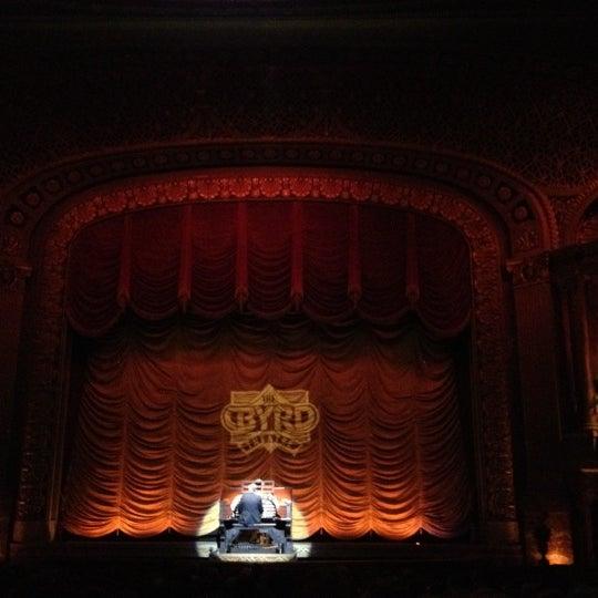 Photo prise au The Byrd Theatre par Mike C. le9/9/2012
