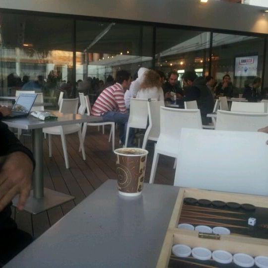 Foto tomada en European University Cyprus por Fotini T. el 11/4/2011