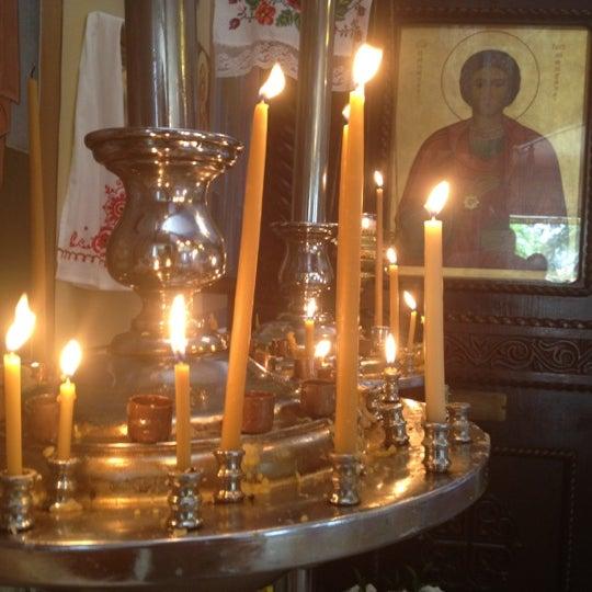 Foto scattata a St Vladimir Russian Orthodox Church da Pufi C. il 4/15/2012
