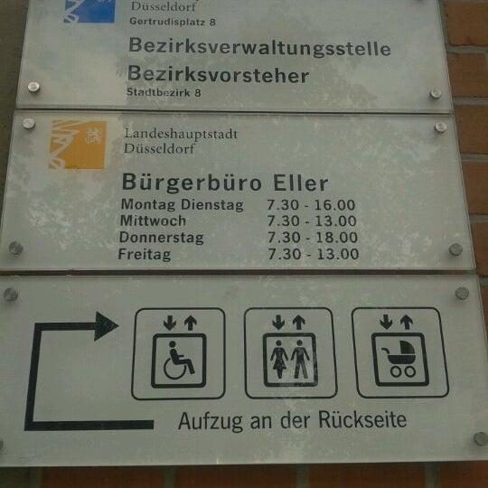 bürgerbüro in düsseldorf