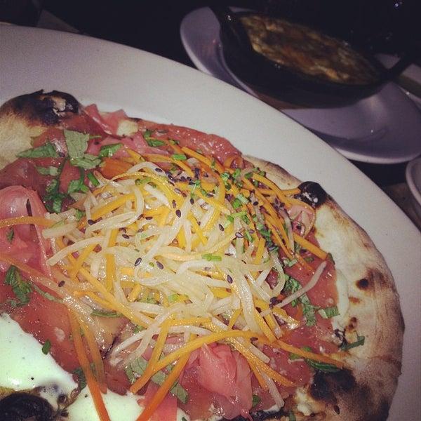 Foto tirada no(a) Mercer Kitchen por Brian C. em 1/28/2012
