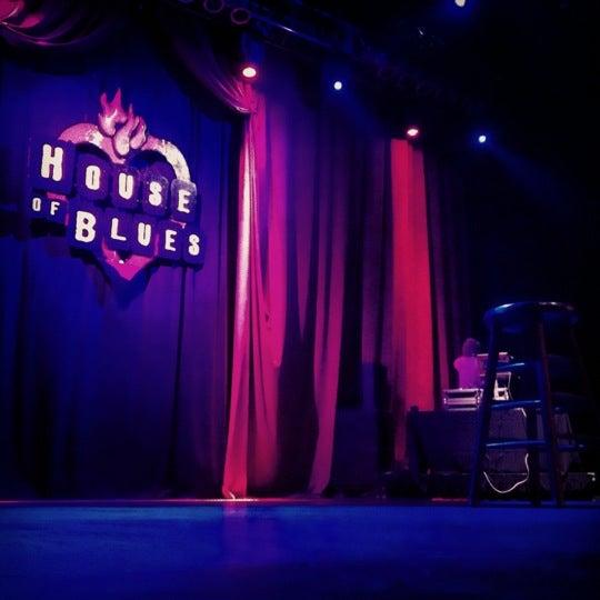 6/19/2012에 dane k.님이 House of Blues에서 찍은 사진