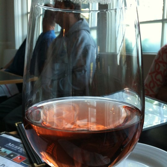 The Crossroads Pink by the glass is amazing. If you like Rose and Sauvignon Blanc, this is it. .