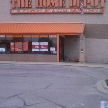 Amazing The Home Depot 39825 Ford Road Download Free Architecture Designs Scobabritishbridgeorg