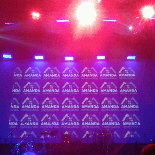 Foto tomada en Centro Cultural Amanda por Gonzalo S. el 7/1/2012