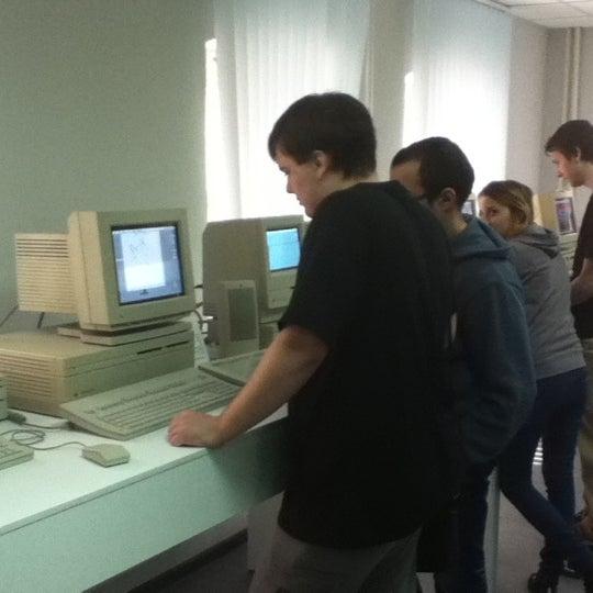 4/22/2012에 Егор Г.님이 Moscow Apple Museum에서 찍은 사진