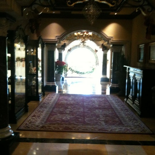 Das Foto wurde bei Fairmont Grand Del Mar von Gary K. am 12/25/2011 aufgenommen
