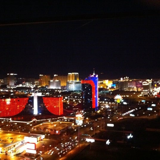 Check out the view from the 53 floor!!!!