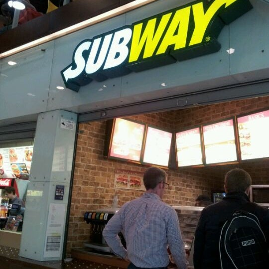 a366bedb8f SUBWAY - Sandwich Place in Dvory