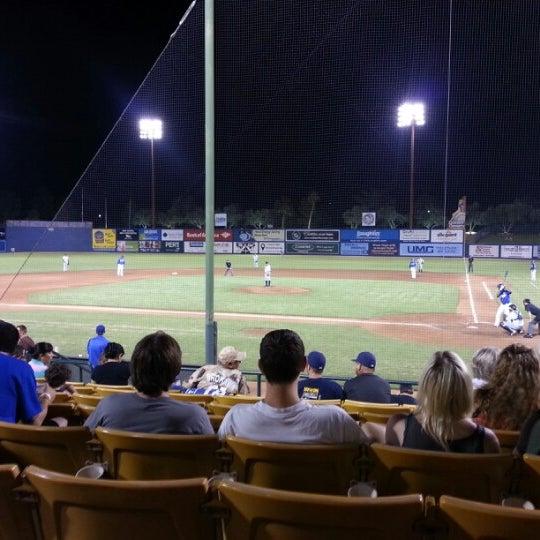 Photo prise au Cashman Field par Carl T. le8/31/2012