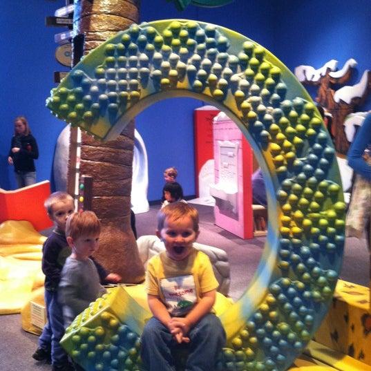 Снимок сделан в Minnesota Children's Museum пользователем Danielle S. 1/10/2012