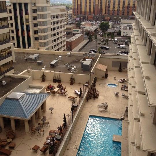 Снимок сделан в Eldorado Resort Casino пользователем Mark P. 9/8/2012