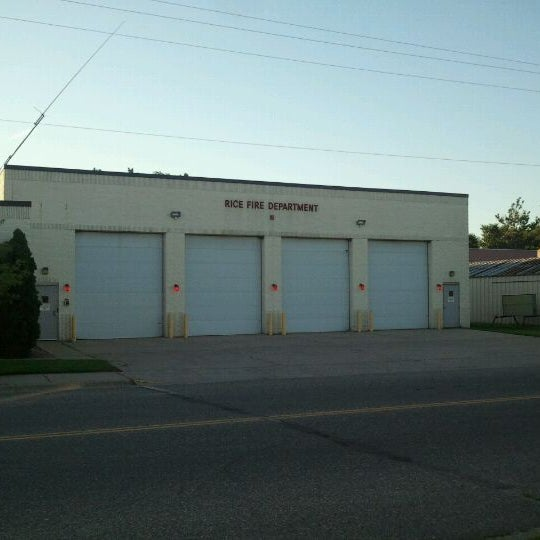 Photos at Rice Fire Department - Rice, MN