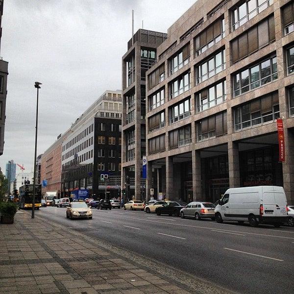 Post Friedrichstraße