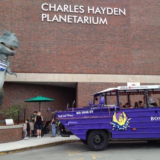 Charles Hayden Planetarium - Planetarium in West End