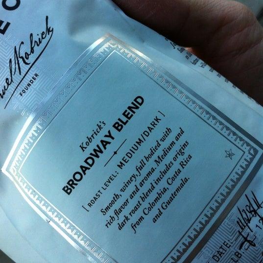 3/10/2012에 Eric Thomas C.님이 Silverbird Espresso에서 찍은 사진