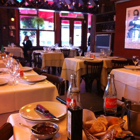 Photo prise au Chiquilín par Sergio B. le5/11/2012