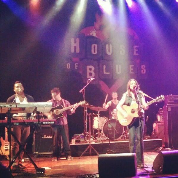 5/18/2012にJamison R.がHouse of Blues Sunset Stripで撮った写真