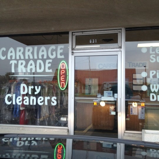 Photo Taken At Carriage Trade Cleaners By Karl S On 4 28 2017