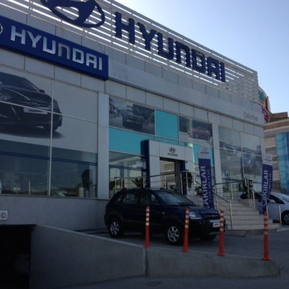 Foto tomada en Hyundai Cakirlar por Ergün el 8/22/2012