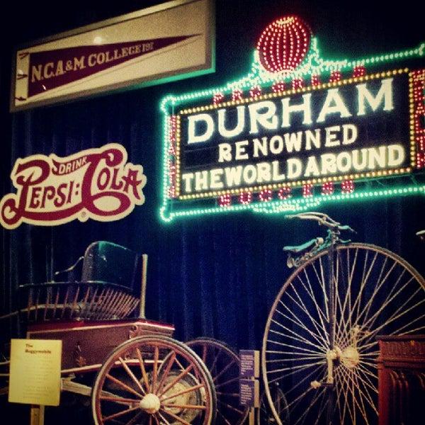 รูปภาพถ่ายที่ North Carolina Museum of History โดย Hunter W. เมื่อ 7/28/2012
