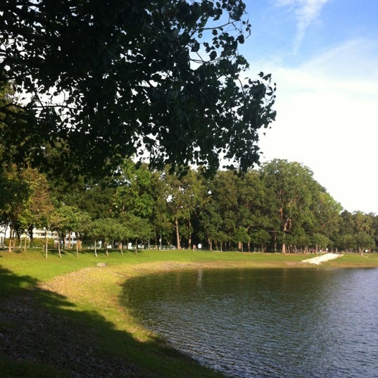 4/4/2012에 Liza May Y.님이 Forest Adventure (Bedok Reservoir Park)에서 찍은 사진