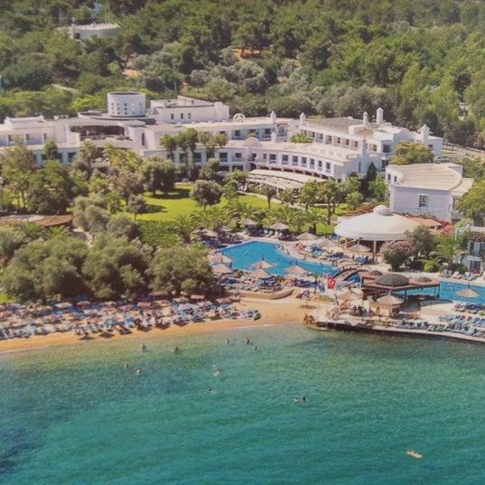 Das Foto wurde bei Samara Hotel von Mustafa S. am 8/26/2012 aufgenommen
