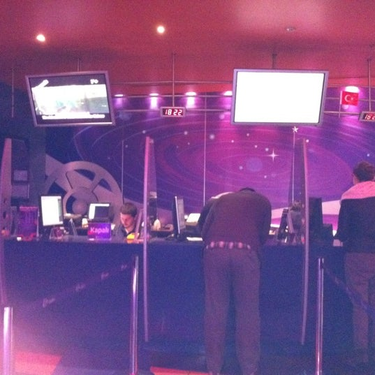 Photo prise au Spectrum Cineplex par Saadet G. le11/19/2011