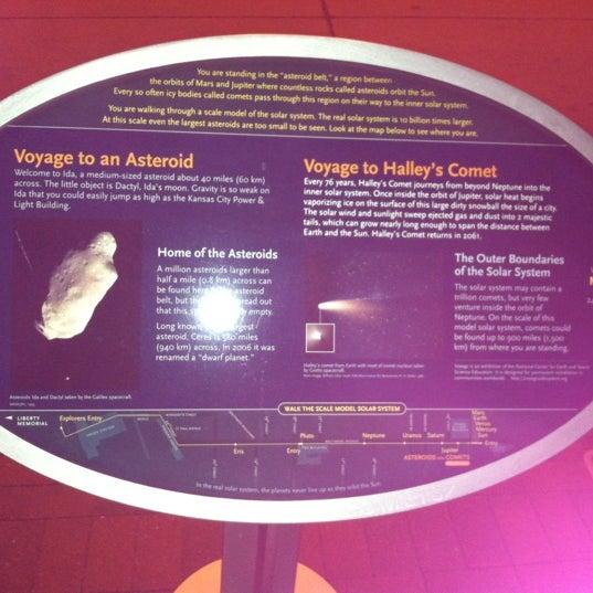 Voyage Solar System Walk - General Entertainment in Power