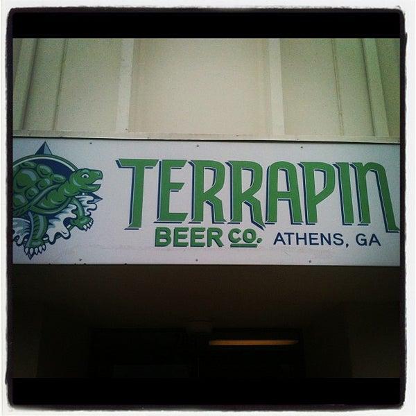 Foto scattata a Terrapin Beer Co. da Terrell S. il 10/13/2011
