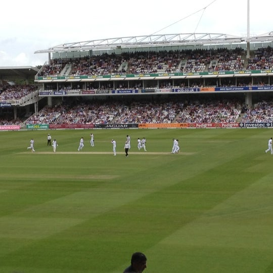 Foto tomada en Lord's Cricket Ground (MCC)  por Alan B. el 8/16/2012