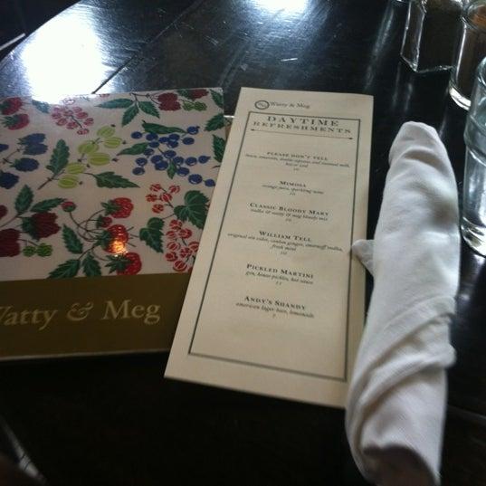 Foto tomada en Watty & Meg por Lauren M. el 7/28/2012