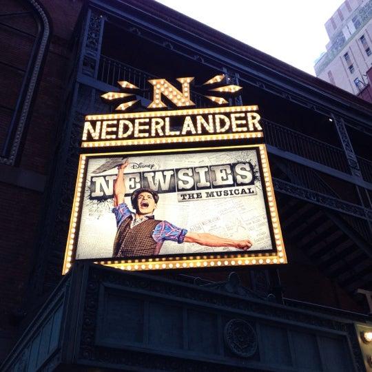 3/17/2012にdedi h.がNederlander Theatreで撮った写真