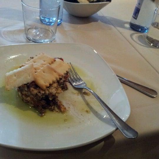 Achei o melhor restaurante de Salamanca.
