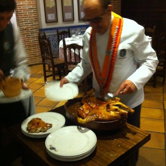4/14/2012에 Ludmy R.님이 Restaurante José María에서 찍은 사진