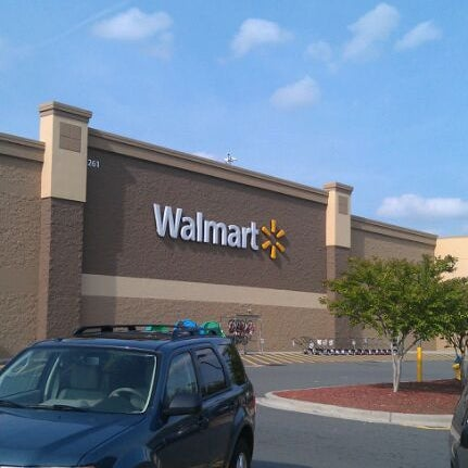 Walmart mocksville north carolina