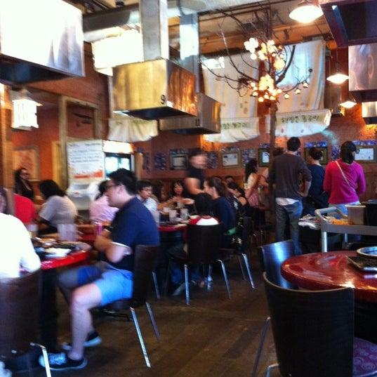 Foto scattata a Hae Jang Chon Korean BBQ Restaurant da Gordon J. il 5/28/2012
