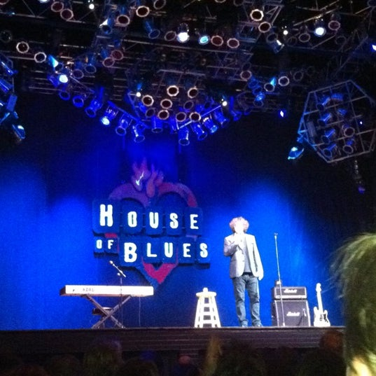 3/17/2012にelisaがHouse of Bluesで撮った写真