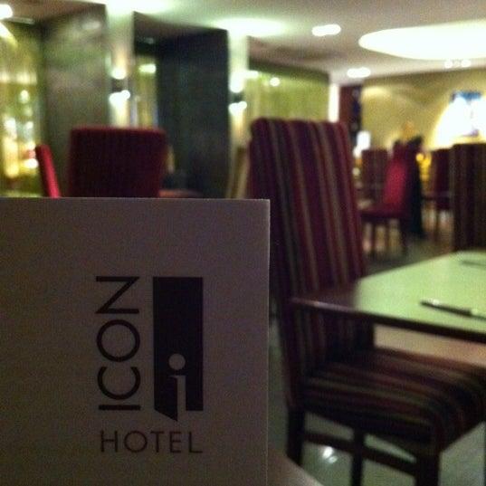 3/24/2012にAlex B.がIcon Hotelで撮った写真