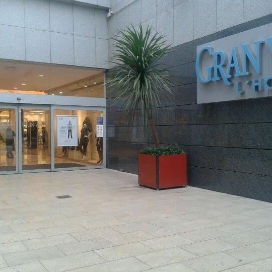 Foto tomada en Centro Comercial Gran Vía 2 por Meritxell d. el 11/18/2011